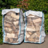 Barrow Bags of Kiln Dried Hardwood Logs